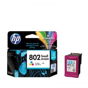 Cartridge HP 802 Colour Original