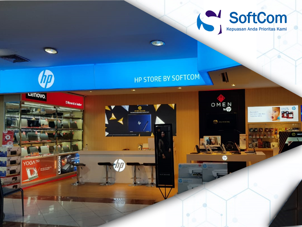 Toko Komputer Medan dan Laptop: Softcom