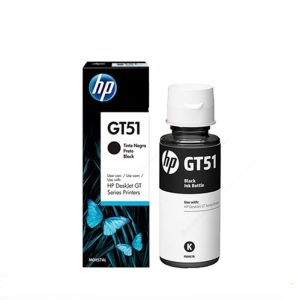 HP Ink Bottle GT51 Black Original