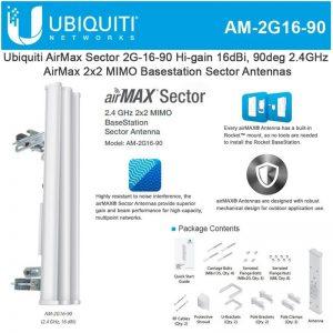 Ubiquity AM-2G16-90 AirMax