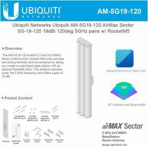 Ubiquity AM-5G19-120 AirMax