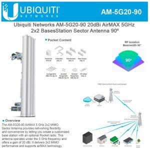 Ubiquity AM-5G20-90 AirMax