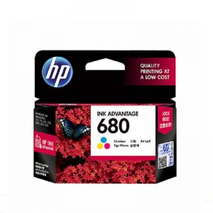 Cartridge HP 680 Colour Original