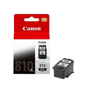 Cartridge Canon 810 Black