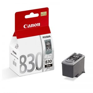 Cartridge Canon 830 Black