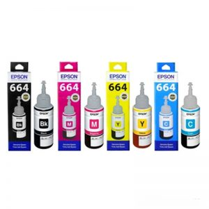 EPSON Ink Bottle 664 Original