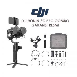DJI Ronin SC Pro Combo