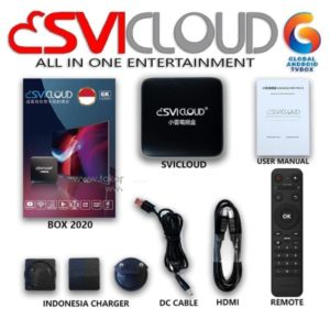 SVICLOUD IP TV3S (2/16GB)