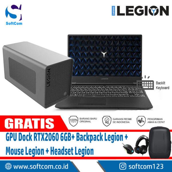 Lenovo Legion Y740S 15IMH-81YX001YID